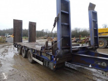 Fournier PB315RM trailer used heavy equipment transport