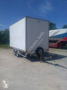 Moiroud moving box trailer FOURGON DEMENAGEMENT