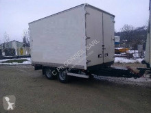 SAM moving box trailer FOURGON DEMENAGEMENT 25m3