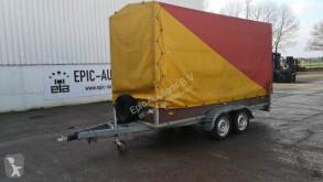 Limburger trailer used tautliner