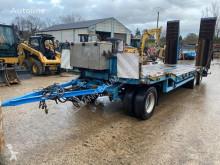 Renders RAC 10-20 trailer used heavy equipment transport