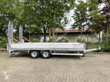 Möslein Neuer Tandemtieflader, 6,26 m Ladefläche trailer used heavy equipment transport