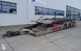 Lohr MULTILOHR trailer damaged car carrier