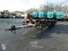 Remolque chasis Schmitz Cargobull 2-Achs Tandem WP-Anhänger Lafette ATL