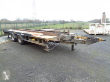 Verem porte Containers trailer used container
