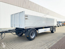 Krone AZP 18 AZP 18 trailer used flatbed