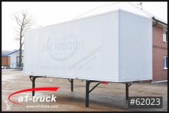 Kasse til varevogn Krone 10x WK 7,45, Möbelkoffer, Portaltür, Top