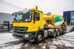 Jízdní souprava beton frézovací stroj / míchačka BETON MIXER - HTM 1204 - 12 m3
