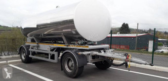 Maisonneuve INOX alimentaire trailer used food tanker