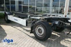 Equipamientos carrocería caja con lona Krone AZ, BDF, Luft-Lift, Pritsche-Plane,Alu-Bordwände