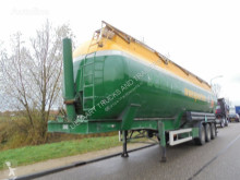 Feldbinder tanker semi-trailer 3-Axle Silo / 57m3 / SAF Axles / NL Trailer / Bulk