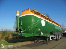 Semi reboque Feldbinder 3-Axle Silo / 63.000 L / SAF / Disc Brakes / NL / Bulk cisterna usado