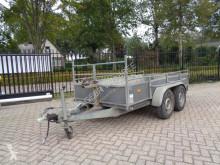 Equipment flatbed koop hapert aanhanger/tandemasser