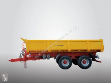 Pronar Bauanhänger T701 trailer used construction dump
