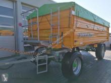 Remolque agrícola volquete con cortina Joskin TetraCap 5025/15DR120