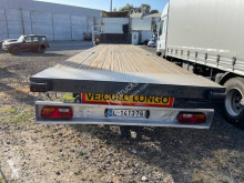 Invepe S380 R trailer used dropside flatbed