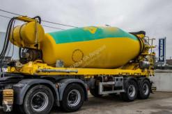 Trailer beton molen / Mixer De Buf - BM 12-39-3 - 12M3 - 2 ASSEN
