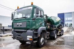Stetter concrete mixer trailer BETON MIXER - 10m3