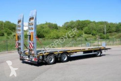 Remorque porte engins MAX Trailer Avant-train