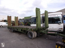 Nicolas A3161F trailer used heavy equipment transport