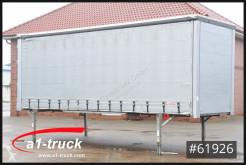 Equipamientos carrocería caja lona corredera Wecon WPR 782, verzinkt CODE XL, Hubdach