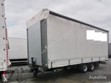 Reboque cortinas deslizantes (plcd) Fliegl TPS 118 Planenanhänger Edscha Gardine