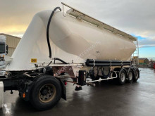 Römork Spitzer Remorque de ciment à 3 essieux beton ikinci el araç