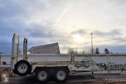 全挂车 机械设备运输车 Gourdon PE6000