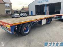 Floor flatbed trailer FLA 10 101 schamel ahw - hardhouten vloer