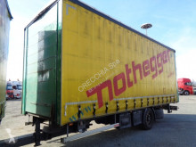 Acerbi RIMORCHIO WECON BIGA 1 ASSE trailer used tautliner