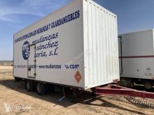 Przyczepa furgon Montenegro sg2