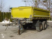 Reboque basculante Schmitz Cargobull ZKI 18 - Tandemanhänger 2 Achse