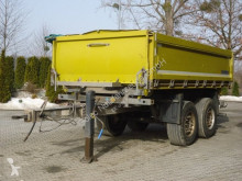 Schmitz CargobullZKI全挂车 18 - Tandemanhänger 2 Achse 车厢 二手