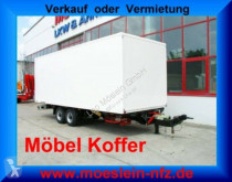 Reboque Möslein Tandem- Möbel Koffer- Anhänger-- Neufahrzeug -- furgão usado