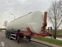 Semirimorchio cisterna Spitzer Bulk / AK 2746 / 46m3 / SAF / Disc