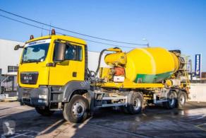 De Buf concrete mixer trailer BETON MIXER 9M3