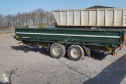 Humbaur three-way side trailer HTK 115524