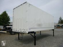 Equipamentos pesados carroçaria caixa furgão Krone Wechselkoffer Heck hohe Portaltüren