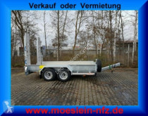 Möslein heavy equipment transport trailer 5 t bis 6,5 t GG Tandemtieflader,Feuerverzinkt