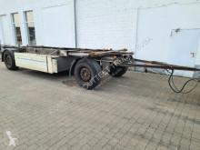 Remolque portacontenedores Schmitz Cargobull - AWF 18 AWF 18; für BDF Wechselbrücken