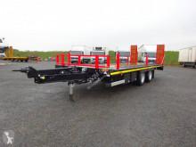 全挂车 机械设备运输车 Gourdon PEB190