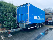 Lamberet trailer used mono temperature refrigerated