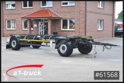 Remorque Schmitz Cargobull 20 x AWF 18, BDF Standard 7,45 châssis occasion
