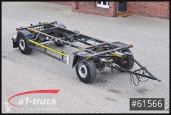 Přívěs Schmitz Cargobull 20 x AWF 18, BDF Standard 7,45 podvozek použitý