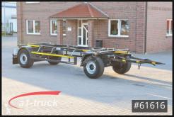 Schmitz Cargobull全挂车 AWF 18, BDF Standard 7,45 底座 二手