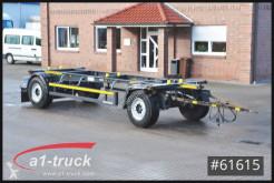 Remolque chasis Schmitz Cargobull 20 x AWF 18, BDF Standard 7,45