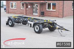 Remolque chasis Schmitz Cargobull AWF 18, BDF Standard 7,45