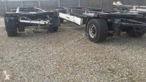 Krone container trailer Rimorchio Ribassato Portacasse Mobili