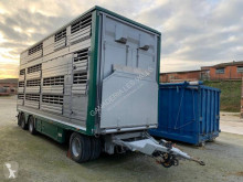 Pezzaioli RBA31 trailer used cattle
