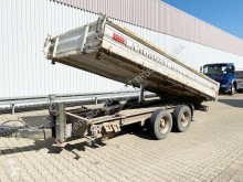 OS2-TD105A OS2-TD105A trailer used dropside flatbed
